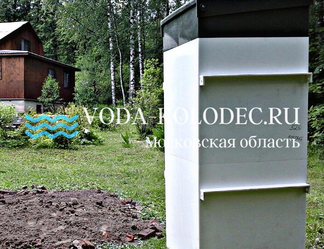 Септик «Топас» под ключ в Московской области
